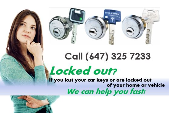 house & car lockout services